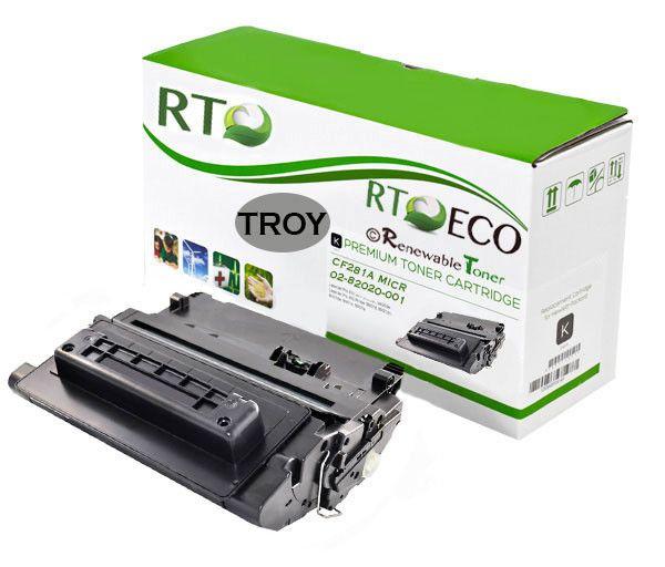 TROY 02-82020-001 | HP CF281A (81A) MICR Toner Cartridge