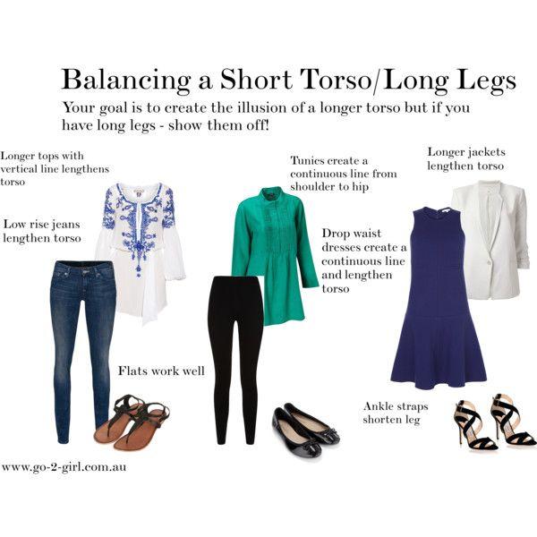 Mimi's Place: Vertical Body Shape