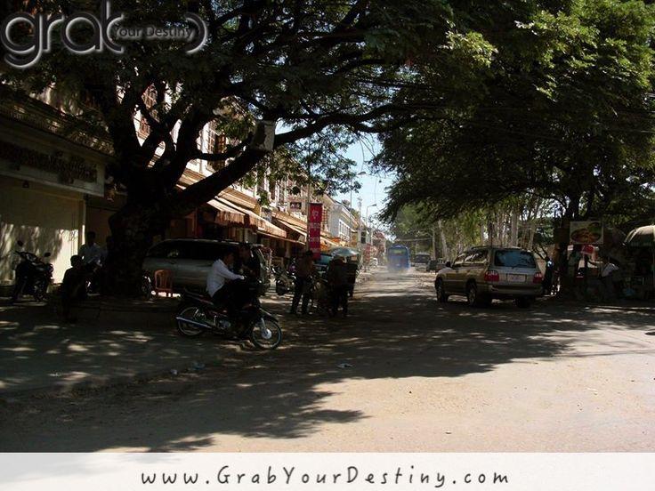 Tuk Tuk through Siem Reap, Cambodia… #Travel #GrabYourDestiny #TukTuk #JasonAndMichelleRanaldi #SiemReap #Cambodia    www.GrabYourDestiny.com