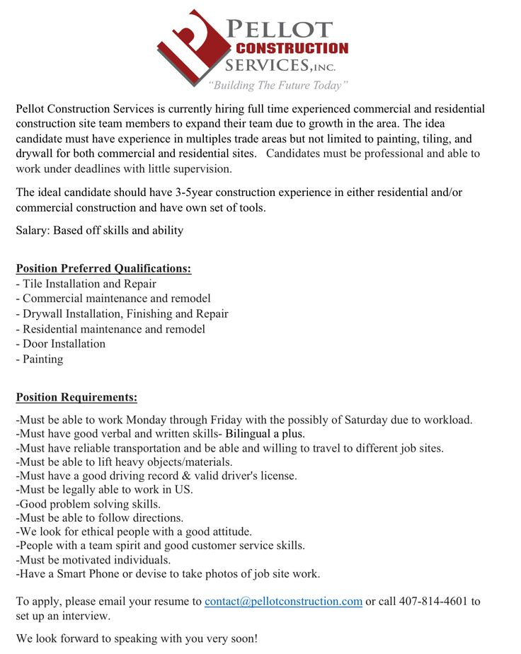 Más de 25 ideas increíbles sobre Growth company en Pinterest - commercial painter sample resume