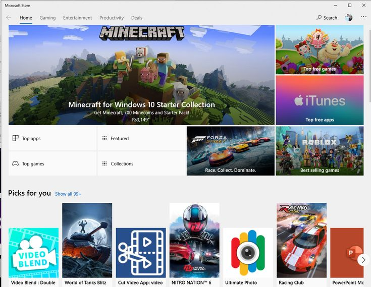 How to restore missing Microsoft Store and Apps on Windows
