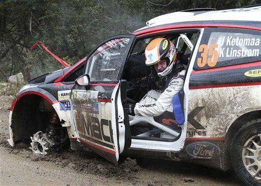Argentina WRC Rally     http://globenews.co.nz/?p=14099