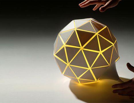 Lampadu0027air Inflating Lamp By Aïssa Logerot