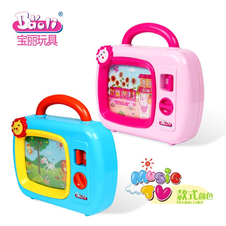 ==> [Free Shipping] Buy Best Newest Baby Toy Television with Screen Move and Music Educational Toys Music Box no need battery kids toy Online with LOWEST Price | 32618021026