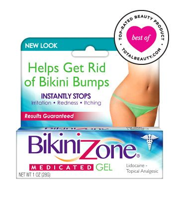 Bikini Zone! If you shave this is a must, It totally works! Let's be honest, you don't want me to have to zoom allllllll the way in to edit out your bikini bumps any more than I do.  ;)
