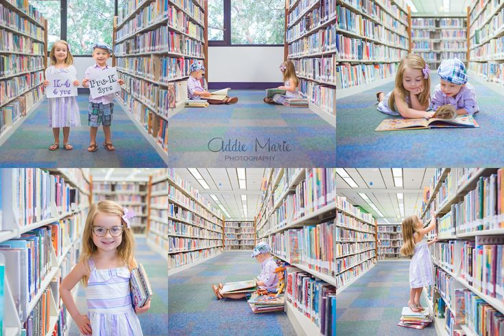 Back to School Library Photo Shoot - Orlando Photographer  library photo shoot back to school photo library photo session addie marie photography orlando photogarpher Oviedo Photographer central florida photographer winter park photographer child photographer orlando family photographer orlando children photographer