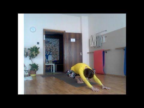60 perces kezdő jóga- Teljes test