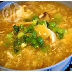 Photo de recette : La vraie soupe Tom Yum