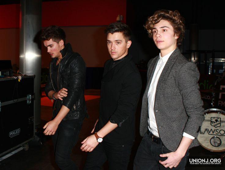 Josh, JJ and George