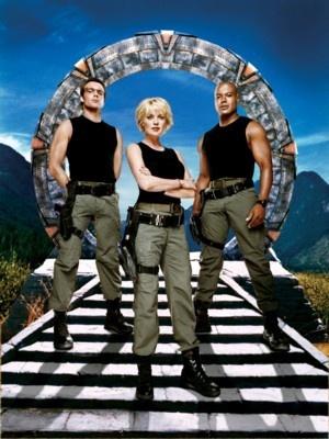 Daniel Jackson, Samantha Carter, and Teal'c - Stargate: SG-1