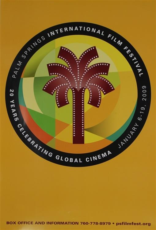 Palm Springs International Film Festival 2009 Poster