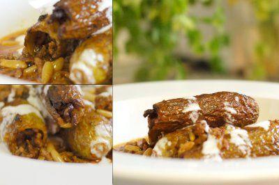 Sweet Home Made Ablama – The Other Lebanese Stuffed Zucchini- The Food Blog