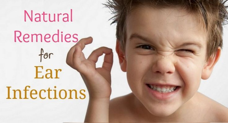 """The AAP now recommends a """"wait and see"""" approach to general earaches instead of antibiotics. These tried-and-true natural remedies for ear infections soothe and comfort during the recovery period."""