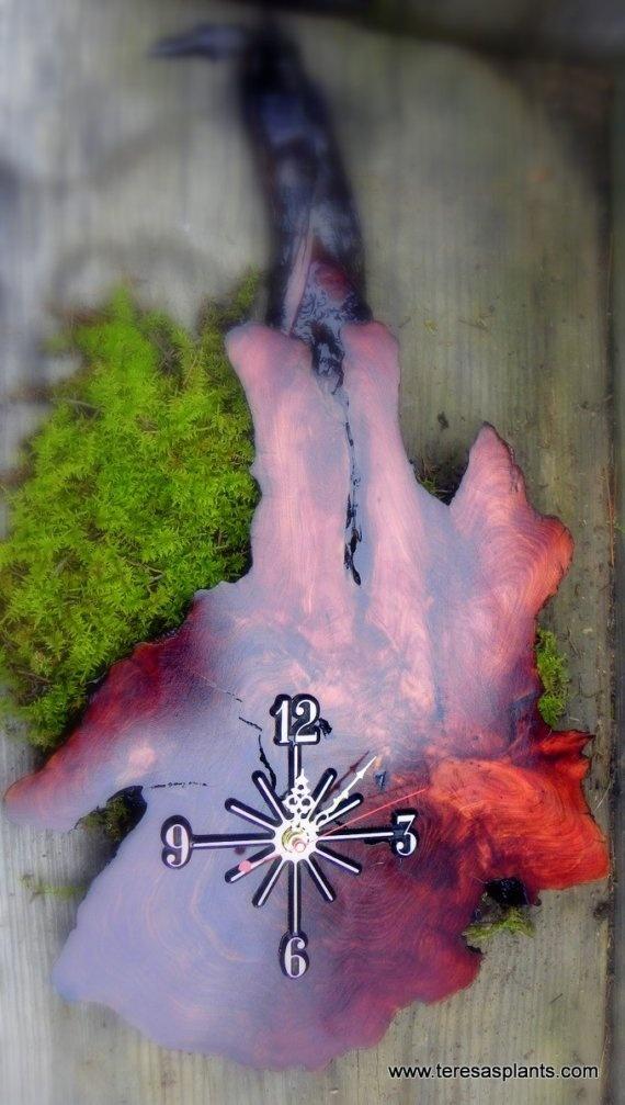 Cedar Clock