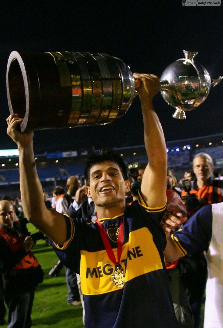 Hoy es el cumpleaños del querido Negro Ibarra, felicidades!  Hugo Benjamín Ibarra - Formosa, Arg - 1 de Abril de 1974. 13 Torneos ganados en Boca Juniors, entre ellos: 1 Copa Intercontinental (2000), y 4 Libertadores (2000, 2001, 2003 y 2007)