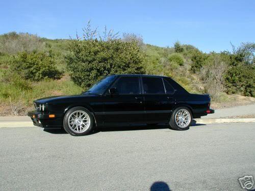 1988 Bmw M5 For Sale (e28)