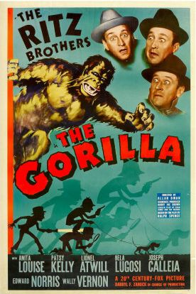 The Gorilla (1939) - Watch Full Movie Free, Streaming Online