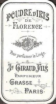 .Poudre d'Iris de Florence Printable