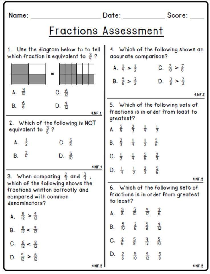 Pin By Saundra Eldridge On Fractions Math Worksheets Math 4th Grade Math Worksheets Math Fractions Math Fractions Worksheets