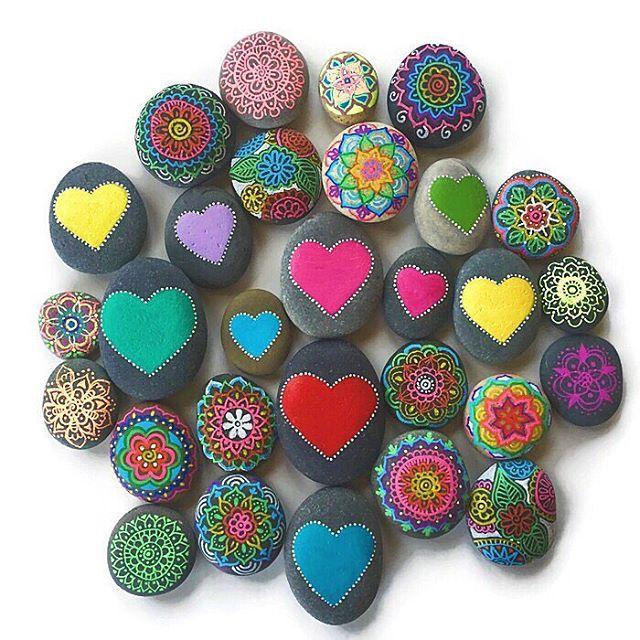 Photo from sam_thrive360living?..Hearts and mandalas!