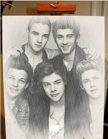 Wow... someone's an amazing artist