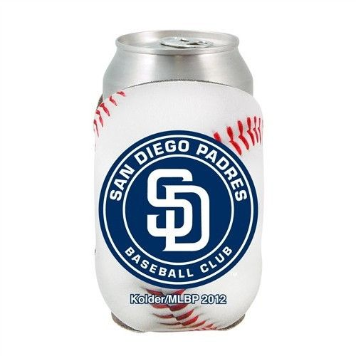 San Diego Padres MLB Can Coolie Cooler