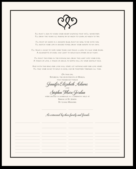 21 best Wedding Certificates images on Pinterest Wedding - copy chinese marriage certificate translation template