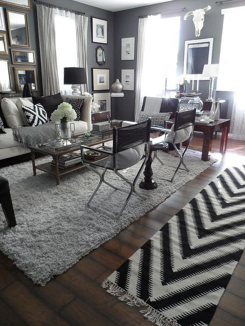 25 Best Ideas About Black Living Rooms On Pinterest Cute Living Room Black Couch Decor And