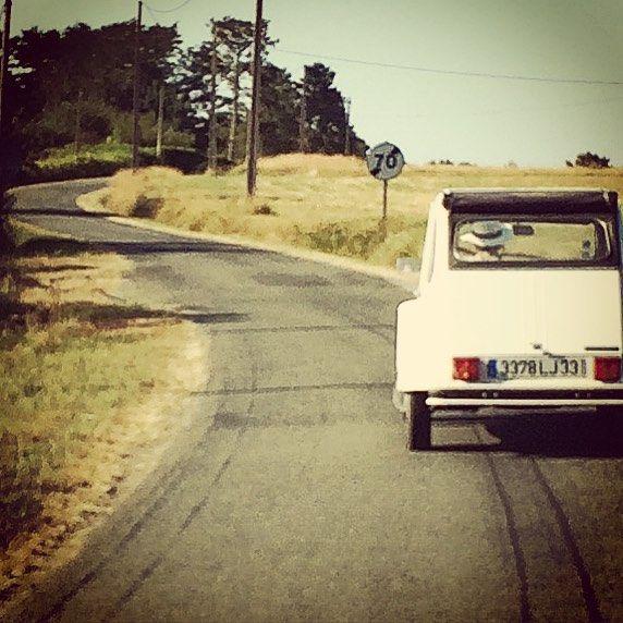 Sur les routes de France - Montpont-Dordogne-France