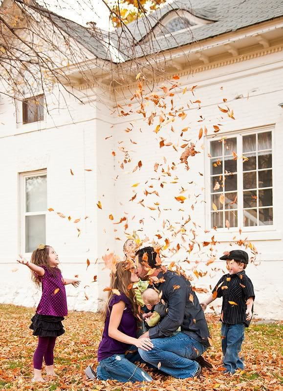 I love using this scenario for families! The kids always have so much fun and the pure joy on their faces isn't posed.
