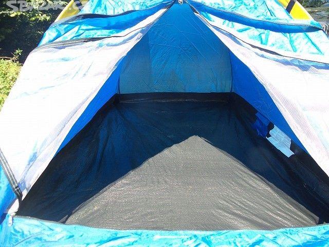 Prodám nový nepoužitý stan ve tvaru kopule. - obrázek číslo 1