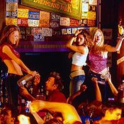 Las Vegas Bars and Lounge - New York-New York Hotel & Casino - Coyote Ugly