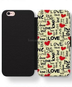 LOVE iPhone cases, Samsung case, Wallet Phone cases