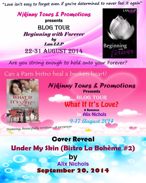 Do you love reading and talking books? Love to help authors? Have a blog?  Then come #SignUp to host the upcoming #Tours organized by Njkinny Tours  Promotions..   Read some very entertaining books, talk to authors, help promote authors and also add new followers..:)   Checkout the tours and sign up here: http://njkinny.blogspot.in/2014/07/tours-cover-reveal-open-for-sign-ups.html  #Contemporary #NA #NewRelease #BlogTour #CoverReveal #Upcoming #Review #Interview #GuestPost #Spotlight