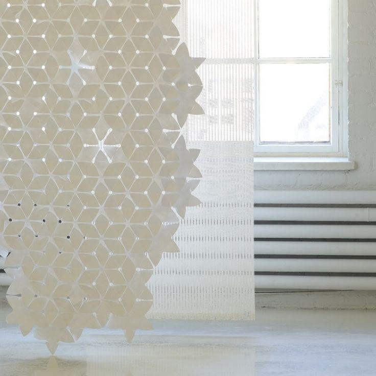 Die besten 25+ Blickdichte vorhänge Ideen auf Pinterest - gardinen modelle für wohnzimmer