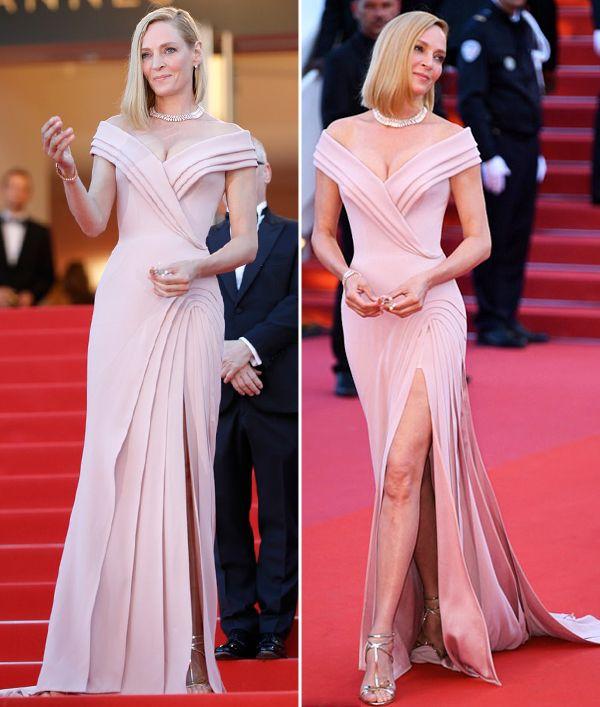Uma Thurman -  Festival de Cannes 2017 - Constance Zahn | Casamentos