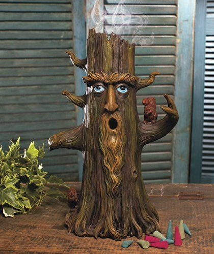 Tree Man Incense Burners