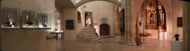 """Exposición temporal: """"Carmelitas"""", en el Museo de San Francisco (Medina de Rioseco, Valladolid) 12.11.2012 á 30.12.2012"""
