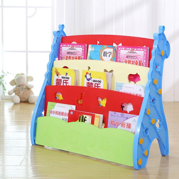 2017 Новый дизайн красочные для малышей Дети Palstic для книжная полка/книжный шкаф купить на AliExpress