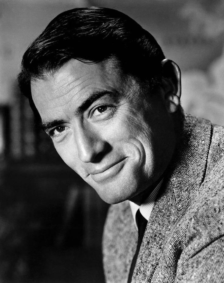 Грегори Пек - голливудская звезда 1940-1960-х годов