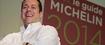Gastronomie: la carte de France des restaurants étoilés au Michelin
