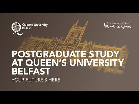 Queen's University Belfast | PGT Course Detail: Architecture