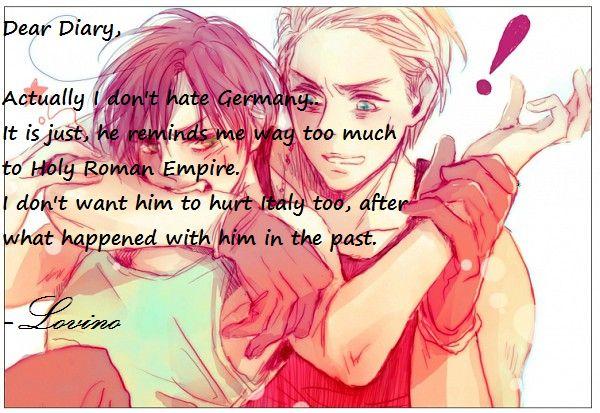 Dear Diary, by LOVlNO.deviantart.com on @deviantART