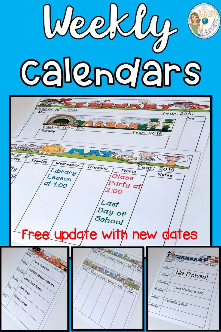 Calendar Lesson Ideas : Best homework calendar ideas on pinterest