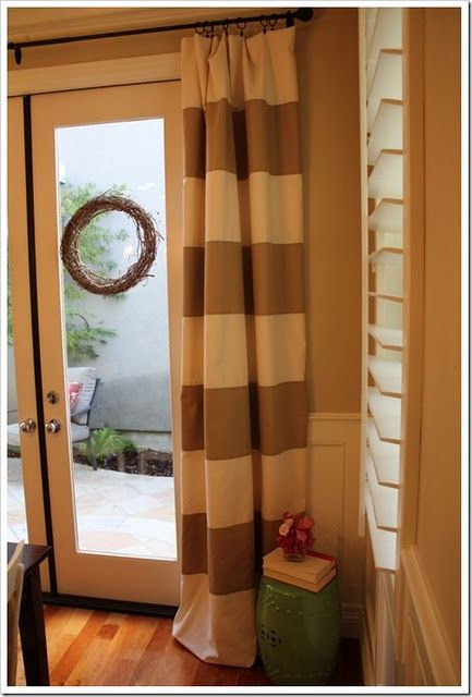 43 Best Window Treatments For French Doors Images On Pinterest Bedroom Blinds Bedroom