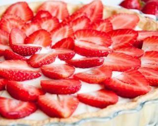 Tarte aux fraises au Thermomix®