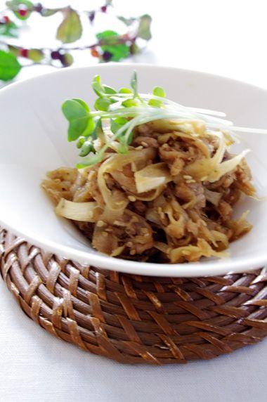 お手軽☆ごぼうとツナの甘辛きんぴら☆ | 美肌レシピ