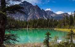 Jasper Nemzeti Park, Cavell tó, Kanada