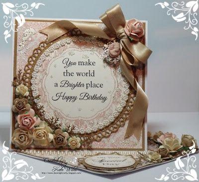 from Pink By Design blog, Winner for Vintage Challenge