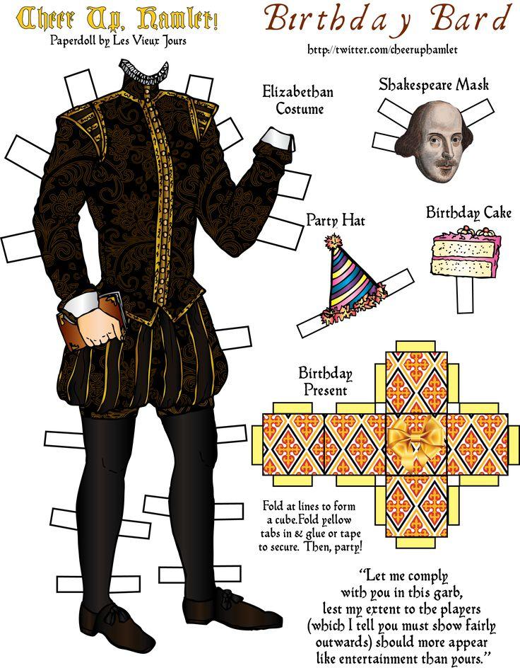 shakespeare costume ideas - Google Search